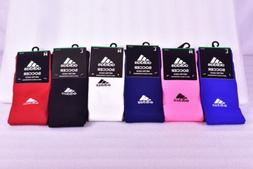 Unisex Adidas Metro IV Knee High Soccer Socks - Choose Color