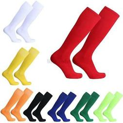 US Men Basketball Football Socks Knee High Sports Fitness Co