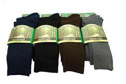 Men's Vagden Plain Rayon from bamboo Dress 3PK socks 8-12