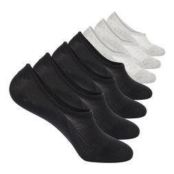 Wander No Show Socks Men No-Slip Low Cut Ankle Invisible Soc