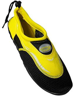 Men's Wave Water Shoes Pool Beach Aqua Socks, Yoga , Exercis