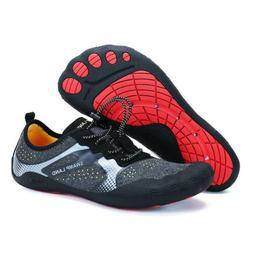 SAGUARO Water Shoes Men Women Skin Socks Aqua Surf Mesh Beac