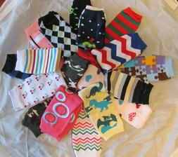Wholesale Lot 20 Pair TODDLER LEG WARMERS, One Size Fits All