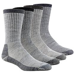 Winter Hiking Socks, RTZAT Men's High Performance Mid Calf B