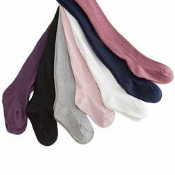 Winter-Toddler Baby Kids Girls Warm Pantyhose Cotton Tights
