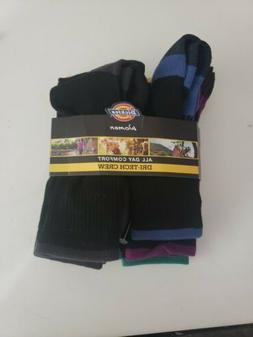 Dickies Women's Dritech Socks ,Multi colors Size: 6-9 READ D