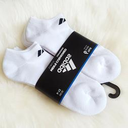 Adidas Women's Super No Show/Low Cut Sneaker Socks, 6 Pairs