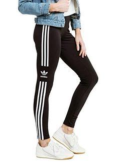 adidas Originals Women's Trefoil Tights, Black, X-Large