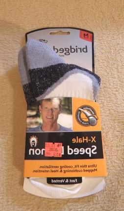 Bridgedale Xhale Speed Demon Socks,Slate Black,Medium