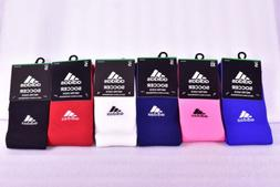 Youth Adidas Metro IV Knee High Soccer Socks - Choose Color