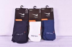 Youth Nike Classic Cushioned Over the Calf Soccer Socks - Ch