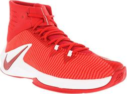 NIKE Men's Zoom Clear Out TB Basketball Shoes Red 844372 666